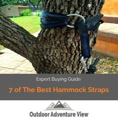 "You need the best suspension system for your hammock for a secure camping experience. Check out this list of <a href=""https://outdooradventureview.com/best-hammock-straps/"">best hammock straps</a> before you choose one."