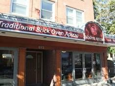 Second best pizza in the world, Modern Apizza - New Haven CT