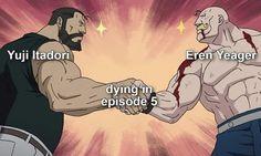 Jujutsu Kaisen Memes