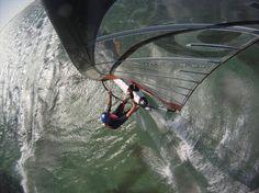 Windsurfing New Zealand www.transfercar.co.nz