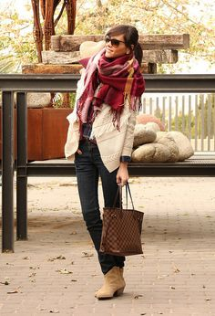 31 Amazing And Fashionable Winter Combinations