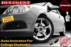 Buy Cheap Car Insurance Quotes for College Students with Monthly Premium Online