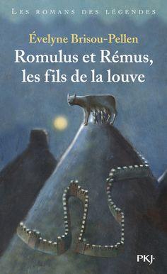 Romulus et Rémus, les fils de la louve. / Evelyne Brisou-Pellen / Pocket Jeunesse Le roi Amulius est terrorisé à l'idée que les jumeaux de sa niéce lui reprennent un jour le pouvoir. Aussi ordonne-t-il de jeter les nouveau-nés dans les eaux grises et tumultueuses du Tibre. Mais le destin qui attend Romulus et Rémus n'est pas de périr noyés...