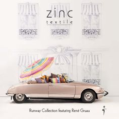 Zinc's Runway Collection Catalogue.