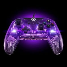 Afterglow - Prismatic Controller for Xbox One, Xbox One S and Xbox One X - Transparent