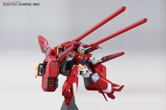 Gundam G-Self (Assault Pack Equipped) (HG) (Gundam Model Kits) Item picture6