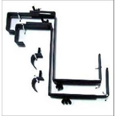 adjustable deck brackets for window boxes - Lowe's 8.97