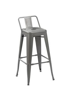 Office Star Products OSP Designs 24 in. Orange Solid Steel Backless Barstool - The Home Depot Saddle Bar Stools, 24 Bar Stools, Counter Bar Stools, Metal Bar Stools, Kitchen Island Dining Table, Office Star, Backless Bar Stools, Metal Stool, Vintage Sheets