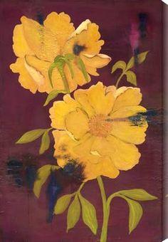 Blooming Gold - Laura Gunn