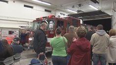 November 2011-Reopening of fire station 6 - Vancouver, WA USA