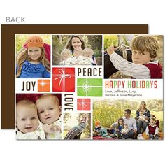 Our favorite company for photo greeting cards.    http://www.tinyprints.com/storefront/JerryBorwick
