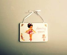 Got a #dancing #queen in your life? Then how about this adorable little #stocking #filler for just £4 including delivery to UK mainland? http://evpo.st/1ySXf6S
