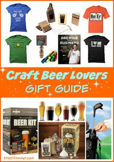 Craft Beer Lovers Gi
