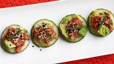 Spicy Crunchy Tuna Tartare Recipe
