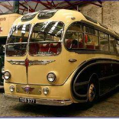 When even public transportation had style.