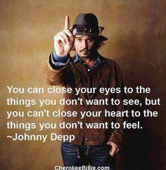depp deep with sum quotes manhandsomenesse in the world