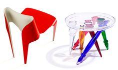 Bořek Šípek Stool, Furniture, Design, Home Decor, Art, Art Background, Decoration Home, Room Decor, Kunst