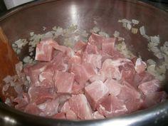 Gulášová polievka (fotorecept) - Recept Beef, Food, Meat, Essen, Meals, Yemek, Eten, Steak