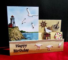 F4A273, MIX120 Shore Birds by catluvr2 - Cards and Paper Crafts at Splitcoaststampers