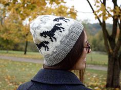 warm and cute:)  #hats #hat #women #men #cute #knitting #unique #warm #handknit #wool #Nordic #patterns #Litknitbits #cozy