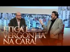 Mário Sérgio Cortella e Clóvis de Barros Filho   ética e vergonha na cara! - YouTube
