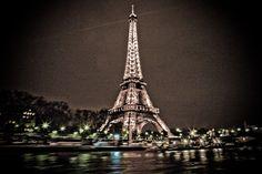 Paris Eiffel Tower | John Marchisi Paris Eiffel Tower Photography Postcard