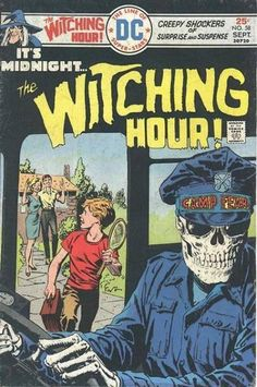 The Witching Hour (Volume) - Comic Vine
