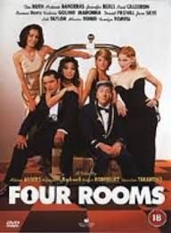 Resultado de imagen de four rooms tim roth
