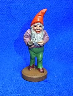 Gnome by eddy*s @eBay