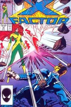 X-Factor Vol 1 18 - Marvel Comics Database