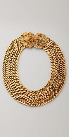 Lizzie Fortunato Jewels Cosmic View Necklace