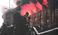 Romanian revolution 1989 revolutia romana Bucharest Romania romanians soldier Romanian Revolution, Bucharest Romania, World War I, Past, Christmas, Flag, Communism, Russia, Aesthetics