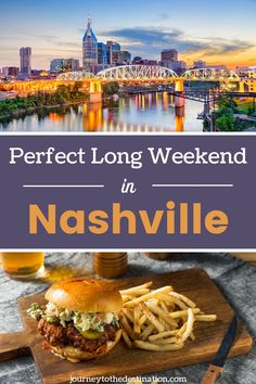 Weekend In Nashville, Visit Nashville, Nashville Tennessee, Nashville Vacation, Weekend Trips, Long Weekend, Day Trip, Mini Vacation, Vacation Trips