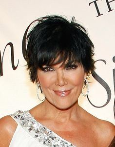Kris Jenner hairstyle...............so cute.