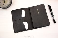 Leather Hobonichi Te