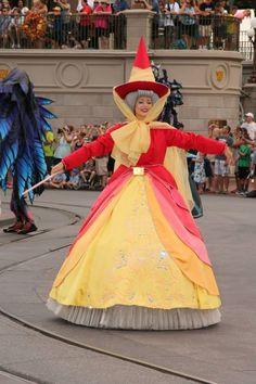 Festival of Fantasy Parade Sleeping Beauty