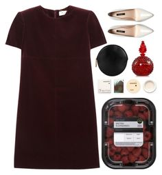 """""""Untitled #441"""" by refusing-sanity ❤ liked on Polyvore featuring Yves Saint Laurent, Korres, Zara, women's clothing, women's fashion, women, female, woman, misses and juniors"""