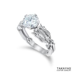 Kingdom Hearts Oathkeeper Engagement Ring Is A Twist On A Classic - Wedding And Engagement Heart Jewelry, Heart Ring, Kairi Cosplay, Wedding Dresses Photos, Prom Dresses, Heart Party, Wedding Ring Designs, Engagement Ring Styles, Celtic Knot