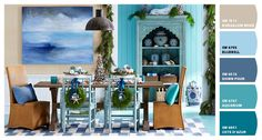 Coastal Wonderland Dining