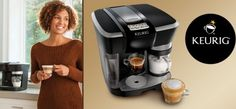 Apply to Host a Keurig House Party = 2 FREE Keurig Rivo Cappuccino & Latte Systems, Coffee and more! - Raining Hot Coupons