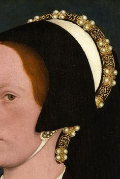 Copy after Hans Holbein the Younger - Lady Lee (Margaret Wyatt, born about 1509)