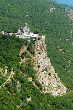 Крым, Форос.