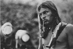 David Gilmour. My favorite voice.