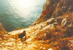 The most isolated area on Mount Athos is an area known as Karoulia. Karoulia is located at the southernmost shore of Mount Athos on a rocky. Orthodox Christianity, Greece, Ministry, Water, Life, Outdoor, Greece Country, Gripe Water, Outdoors