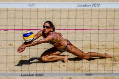 Beach volleyballers might cover up for Olympics   Fourth-Place Medal - Yahoo! Sports