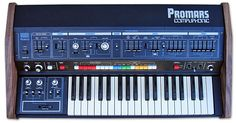 Vintage Synth Explorer | Roland ProMars Compuphonic (MRS-2)