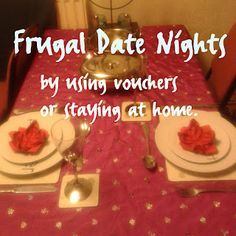 Voucher Date night ideas