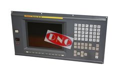 A02B-0222-C092 LCD/MDI PANEL #FANUC