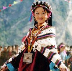 tibetan fashion - Google Search
