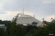 My favorite Disney World Roller Coasters